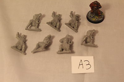 Warhammer Lord of the Rings Orc Bodies