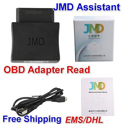 Neu JMD Assistant Handy Baby OBD Adapter Read ID48 Data from Volkswagen Cars