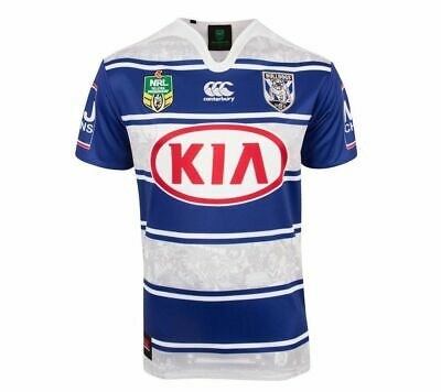 Canterbury Bulldogs 2017 NRL Heritage Jersey Select Size S-4XL BNWT