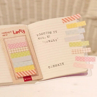 Sticky Notes Sticker Post It Bookmark Marker Index Tab Office Paper Flags