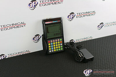 Olympus Panametrics 25MP Plus Ultrasonic Thickness Flaw Detector NDT Krautkramer