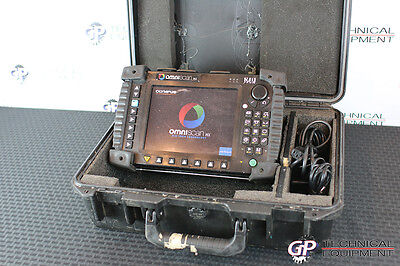 Olympus OmniScan MX 16:64 Ultrasonic Phased Array Flaw Detector Panametrics NDT