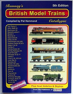 Ramsay's British Models Trains 5th Edition Completed by Pat Hammond