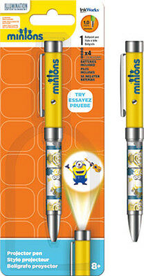 Moive Minions Projection Pen