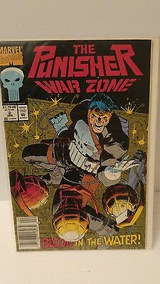 The Punisher 2 marvel comics