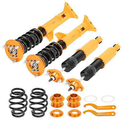 Adj. Coilovers for BMW E36 3 Series M3 316 318 320 323 325 Struts Spring Shock