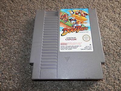 DuckTales | Nintendo NES Game | Australian PAL Version | FAST POSTAGE!