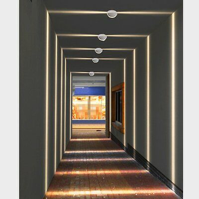 Modern Outdoor/Indoor LED Wall Light Sconce Lamp Corridor Aisle Creative Light