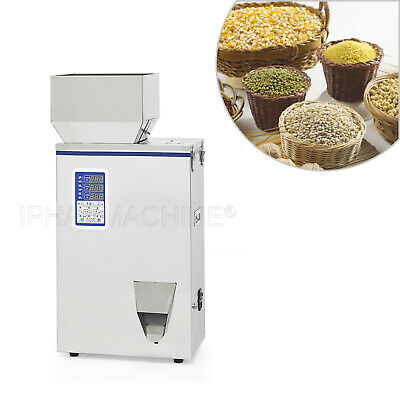 1-500g Automatic Weighing and Filling Machine for Cereal Grains Tea Medicament