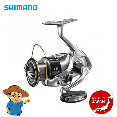 Shimano TWIN POWER 3000HGM new fishing spinning reel coil MADE IN JAPAN