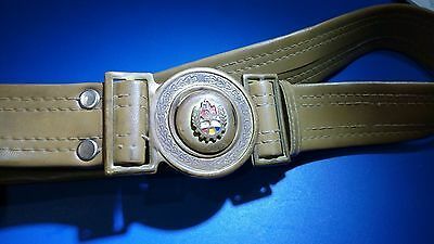 Communiste Boy Scouts Pionier, buckle  Belt