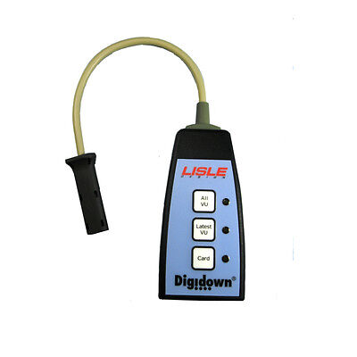 Brand NEW Lisle Digidown Download Device Key,VU, Digital Tachograph Device
