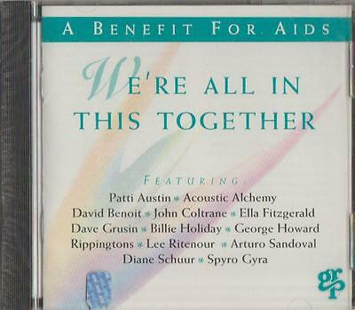 C.d.music  D526    We're All In This Together    Cd