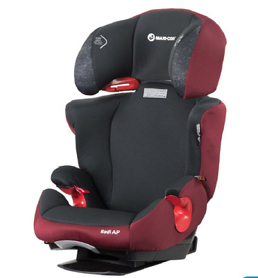 NEW Babylove EZY SWITCH EP Car seat RED Baby gift chair 0 to 4 years free post