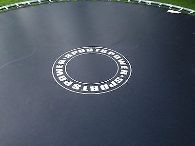 BRAND NEW SPORTSPOWER 12ft TRAMPOLINE WITH ENCLOSURE