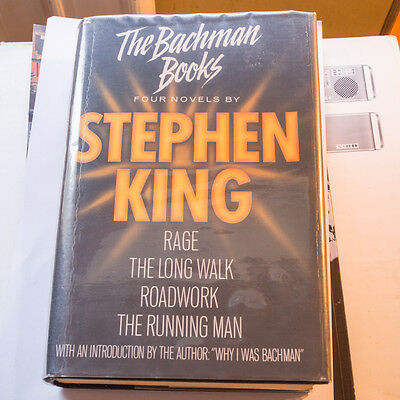 The Bachman Books First Edition Stephen King