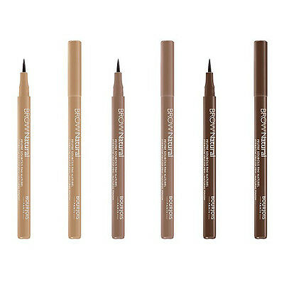 Bourjois Brow Natural: Eyebrow Felt-Tip Pen Please Choose Your Shade