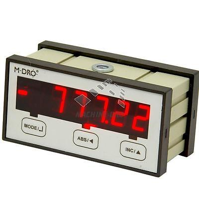 Compact Mini Single / One Axis Dro / Digital Readout Display Console