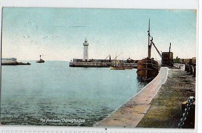 Harbour Donaghdee Boat Lighthouse Ulster Irish