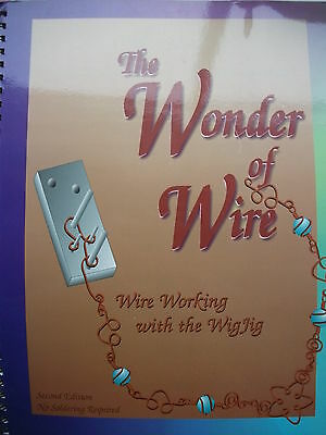 Wig Jig -The Wonder of Wire Book- Jewellery making/wirework