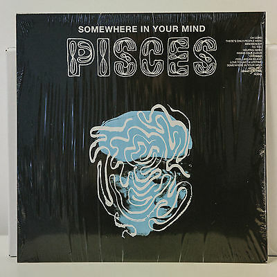 Pisces - Somewhere In Your Mind - Psych! - Numero Group