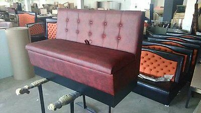 Restaurant Cafe, Pub Bench, Booth, Kitchen Corner Fitted Seating Sofa Banquette