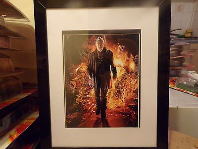 Dr doctor who signed john hurt as the war doctor
