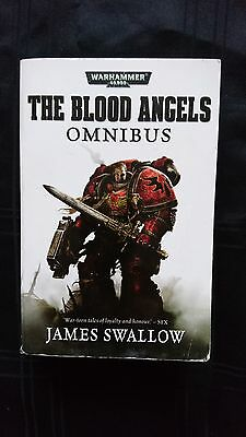 THE BLOOD ANGELS OMNIBUS Warhammer 40000 Paperback book