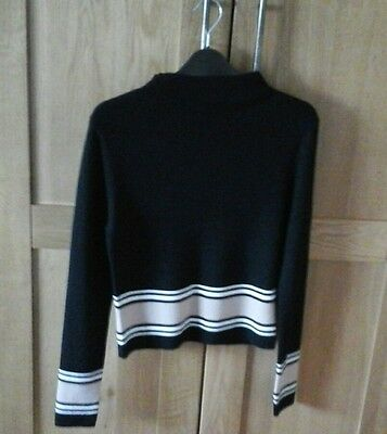 new look high neck jumper size 14 brand new without tags