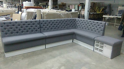 Bespoke Commercial Seating, Booth Seating, Banquet, Pub