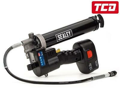 Sealey CPG18V Cordless Grease Gun 18V Cordless With Battery, Charger and Case