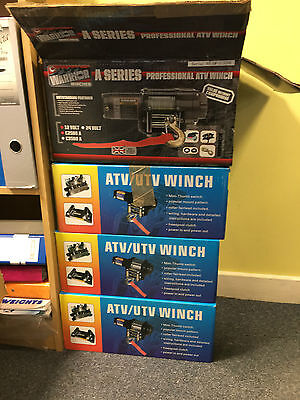 12v Winch - Vehicle Winches 4 In Total