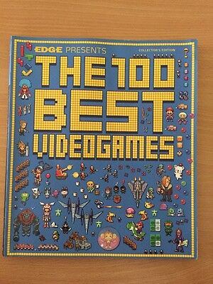 Edge Magazine The 100 Best Video games Collectors Edition