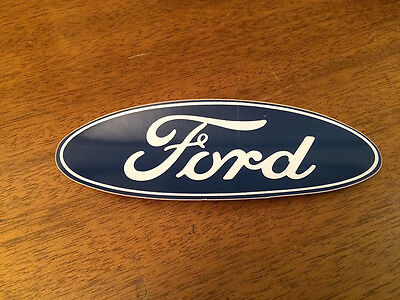 Vintage Ford Decal Sticker 60's 70's