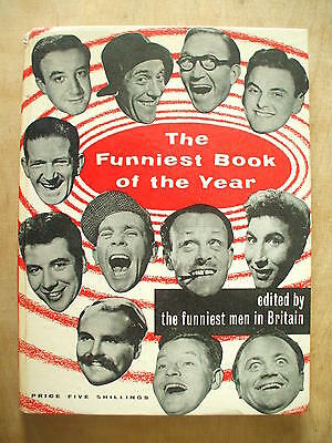 The Funniest Book Of The Year - Daily Mirror Publication - Possibly 1957