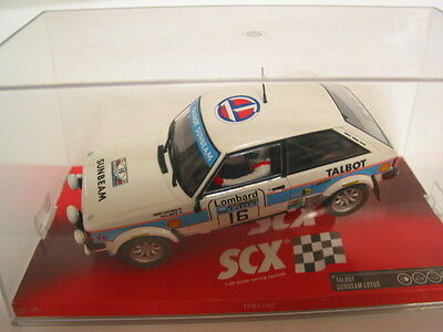 Scx - Scalextric Compatible 63860 Talbot Sunbeam Lotus #16 Deleted Mint Boxed