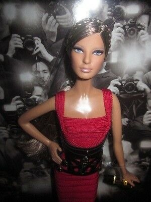 Herve Leger Barbie With Extra Fashion Nrfb!!!!!