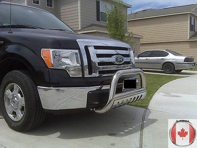 2015 2016 2017 Stainless Steel  Bull Bar  Grille Guard  Ford F150  Bush Guard