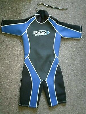 Indigo Surf adults' small wetsuit