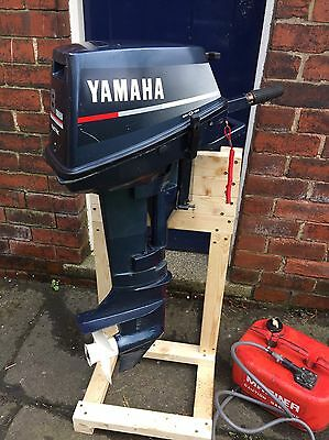 Yamaha 8hp 2-Stroke Short Shaft Outboard Boat Engine