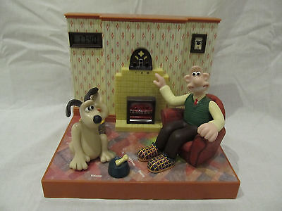 Wallace And Gromit Alarm Clock By Wesco
