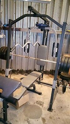 marcy home gym with smiths machine