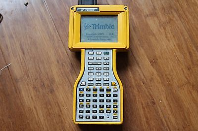 Trimble TSCe Total Station GPS Data Collector w/ Survey Controller