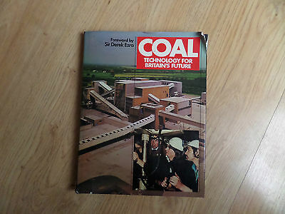 Coal - Technology for Britain's Future Book