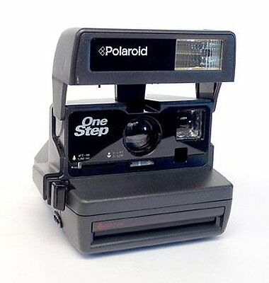 ++READY TO SHOOT+ FILM INCLUSIVE PACKAGE GOOD Polaroid ONE STEP Camera +-