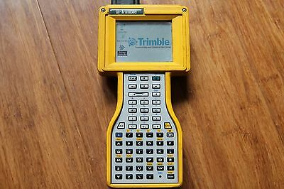 Trimble TSCe Total Station GPS Data Collector w/ Survey Controller 11.22