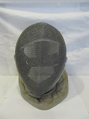 Fencing Mask Helmet Face Guard By Uhlmann Of Germany And Leon Paul