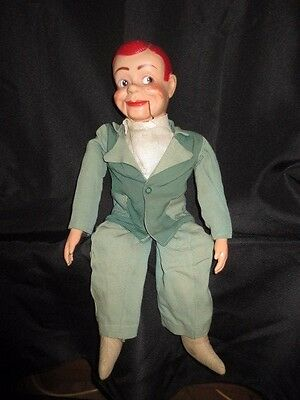 1950's Vintage Ventriloquist Dummy Doll  Paul Winchell ~ Jerry Mahoney