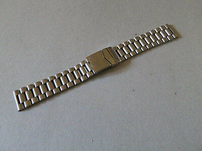 20mm Formula One F1 Stainless Steel Watch Band Compatible With Tag Heuer