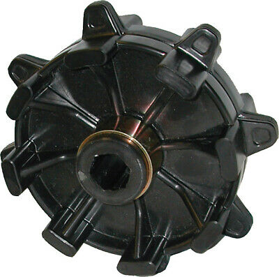 Wahl Bros 02-557 No Slip Combo Sprocket Hex Shaft - 7 Tooth - 2.52in. Pitch
